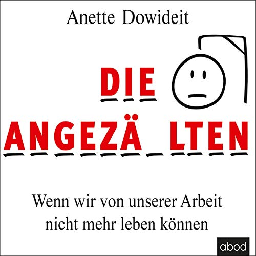 Die Angezaehlten von Anette Dowideit