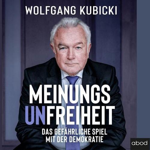 Meinungsfreiheit von Wolfgang Kubicki