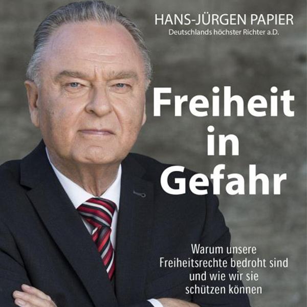 Freiheit in Gefahr Cover